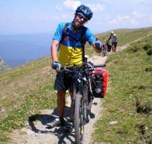 Giany VASILIU-responsabil traseu și marcaj